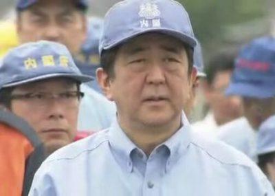 朝日世論調査『安倍内閣の災害対応を評価するか』 ⇒ 結果