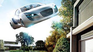 【現実的未来】「空も飛べる車」2019年に市販開始 →動画像