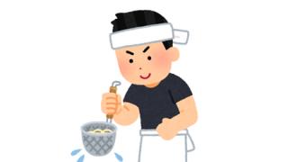【汚い炎上】人気ラーメン店 鼻をこすった手で麺を触りまくり非難続出 →動画像
