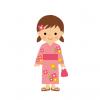 【画像】これより可愛い浴衣の女の子っているの?