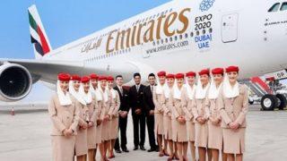【孔明の罠】エミレーツ航空(UAE)で無料ワイン飲んだ女性 ドバイ(UAE)で拘束される