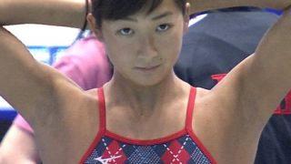 【画像】池江璃花子ちゃん(18)の胸ポッチ