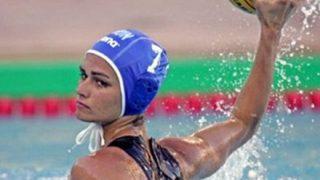 【画像】女子水球の水着ユニ恥ずかしくないのかなwwwww