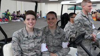 【動画像】米軍基地の中が完全に本物のアメリカの街だったwwwwwwww