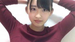 【画像】スケスケのナース服を着せられた松本日向ちゃん17歳(*´Д`)