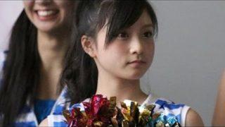 【美少女】甲子園の応援JK史上最も可愛い女の子、現る →GIFと画像