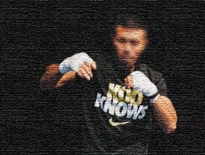 【GIF】ボクサーのシャドーボクシングが速すぎる件wwwwww