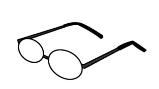 【現代アート】おっさん「イタズラでメガネ置いてみよっとw」