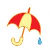 【朗報】持たない傘、現れる。これなら雨の日荷物があっても安心だね