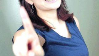 【悲報】爆乳女子アナ、大学1年時代の写真を晒されるww