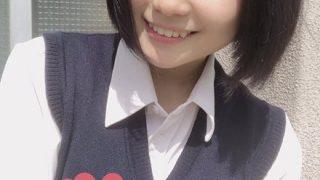 【夏目みさき】ちっぱい美少女JK「スク水着てみたww」 → 画像
