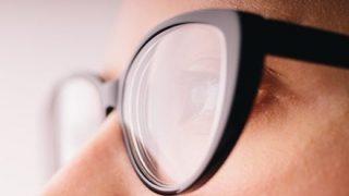 【画像】メガネ美人がメガネ取った結果wwww