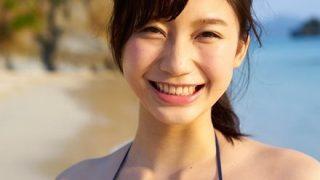 【悲報】小倉優香さん、乳リンが丸見えてしまう事故 →画像