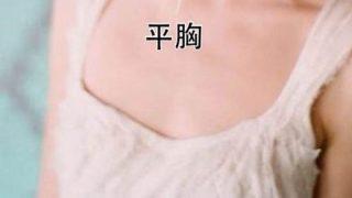 【画像】どんな『貧 乳』も『巨 乳』に見えるミラクルTシャツ発売!