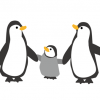 【判んねえw】水族館が『会いに行けるペンギンアイドル』総選挙を開催 →動画像