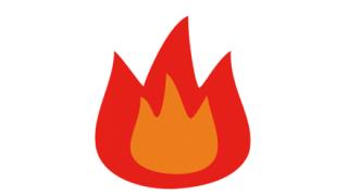 【悲報】火炎放射機さん、ヤバすぎる →GIf画像
