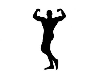 【画像】日本ボディビル選手権9連覇の選手の肉体www