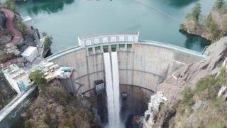 【速報】ダムの補修現場が凄すぎると俺の中で話題に →画像