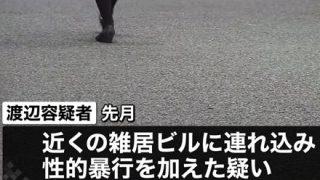 【慶応大学やらかし一覧】 ミスター慶応また逮捕 渡辺陽太容疑者(22)動画像 酩酊した女子大生に暴行容疑