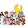 【悲報】手塚治虫の漫画のキャラクター、萌え絵にされる・・・