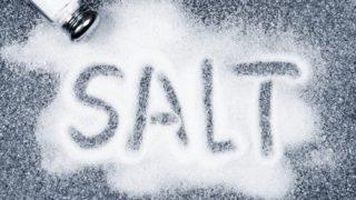 【衝撃】9割の食塩からマイクロプラスチックを検出