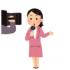 【怖っ】女性記者がニュース報道中に突然意識を失い倒れる →動画