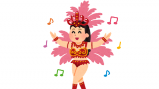 【動画像】ムッチムチな体して道端でサンバを踊るまんさんwwwwww