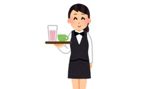 【画像】美少女すぎる喫茶店のウェイトレスに話題沸騰