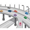 【動画像】世界で最も『複雑な高速道路』のインターチェンジが凄いwwwwwww