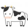 【朗報】牛さん デカすぎて屠殺機に入らず助かる →画像