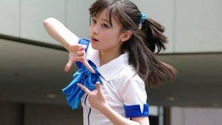 【橋本環奈】キレッキレ可愛い『今日俺ダンス』千年アイドルの本領発揮 →GIFと動画