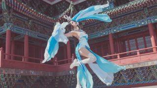 【疑心暗鬼】お前らが男女の区別つかない『中国美女のコスプレ』画像