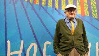 【絵画】存命の画家で最高額 ホックニーの代表作が102億円で落札 →画像