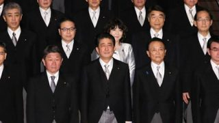 【2ch反応】11月の内閣支持率51%(+3)…日経&テレ東