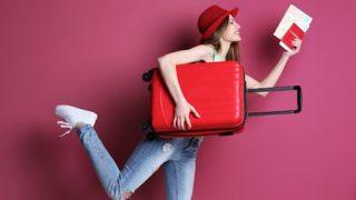 【朗報】スーツケースに乗って移動できる時代が来たぞ →動画像