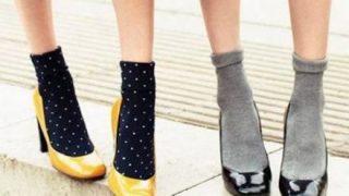 【困惑】年間1400万円を稼ぐ美女の『使用済み靴下』がコチラ →画像