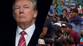 【マスゴミ】メキシコ不法難民を『CNNメガネ』で見ると…