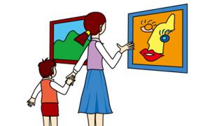 【画像】モネとその辺の絵師さんの絵、レベルが違いすぎる…