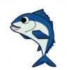 【速報】飛ぶ瞬間に凍った魚