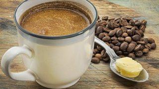 朝食を『バターコーヒー』にした結果…