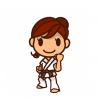 【動画像】この空手の女子チャンピオンめっちゃ可愛くね?