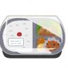 【容器詐欺】外国人さん日本で買ったお弁当に驚愕 →画像