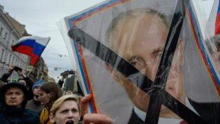 【衝撃】ロシアの野党ヤバすぎワロタwwwwww