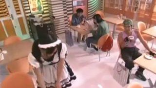 【貴重コント映像】ガッキーのメイドコスプレが可愛いすぎるエッッッ♡