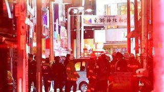 【今年一発目】「テロを起こした」初詣に向かう歩行者を轢きまくった男を逮捕へ…原宿 竹下通り