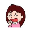 【ヤベー奴】物を壊しまくる無職娘の様子を撮影 笑みを浮かべ開き直るサイコっぷりが・・・