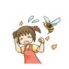 【悲報】世界最大のハチ発見される →動画像