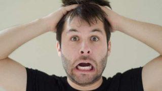 【GIF動画】首が一回転しやがった……