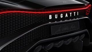 【動画像】ブガッティさん、ついに俺たち納得のカッコいい車をデザインしてしまう(・∀・)