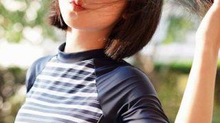 【画像】タイで一番可愛いネットアイドルがエチエチ水着姿を披露